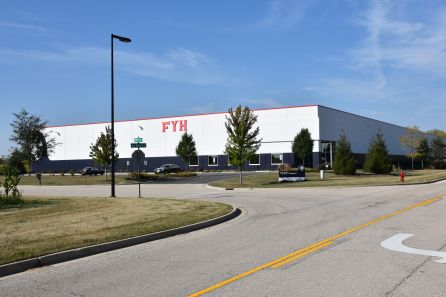 Huntley, IL 80,000 sf