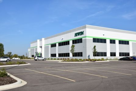 HIWIN Corporation Huntley, IL 113,000 sf